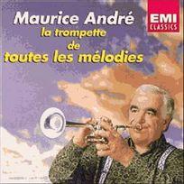 Parlophone - Maurice André - La trompette de toutes les mélodies Boitier cristal