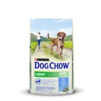 Dog Chow - Purina Chien Adulte Light Dinde
