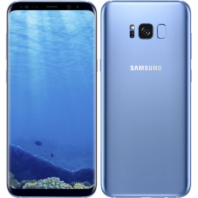 Samsung Galaxy S8 Plus - Bleu