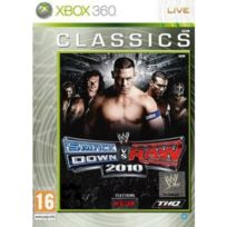 Thq - Wwe Smackdown vs Raw 2010 - Classics