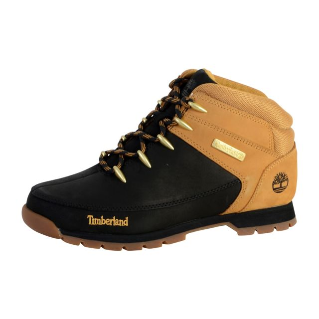 TIMBERLAND Boots Euro Sprint Mid Hiker homme marron