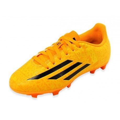 Adidas F5 Messi adidas originals - f5 fg j messi ora - chaussures football garçon