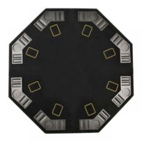 Juego - Table plateau poker pliable 8 personnes