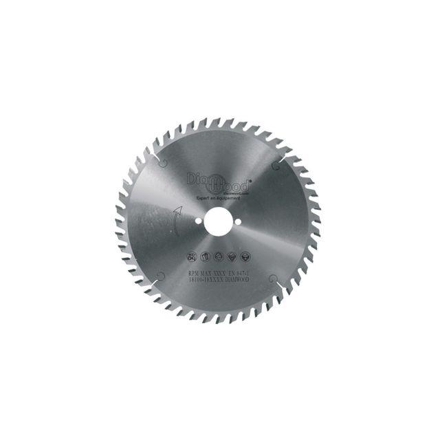 f4d84430147e1d Diamwood - Lame de scie circulaire portative Hm universelle D. 235 x Al. 30  x ép. 2,8 1,8 mm x Z48 Alt pour bois - pas cher Achat   Vente Accessoires  sciage ...