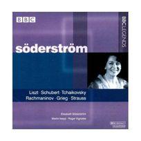 Bbc - Strauss, Grieg, Nielsen, Liszt, Schubert, Wolf, Tchaïkovski, Sibelius : Lieder