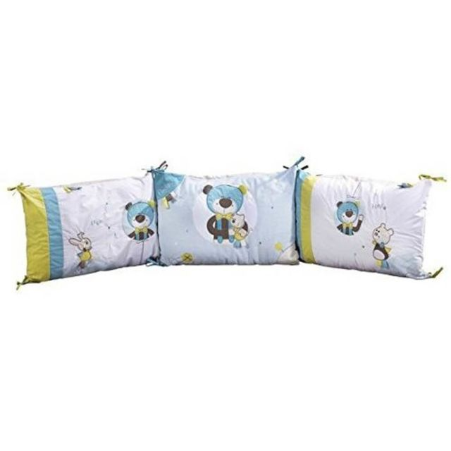 sauthon tour de lit paddy pas cher achat vente tours de lit rueducommerce. Black Bedroom Furniture Sets. Home Design Ideas