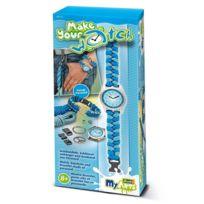 Revell - Montre à monter Make your Watch : Bleu