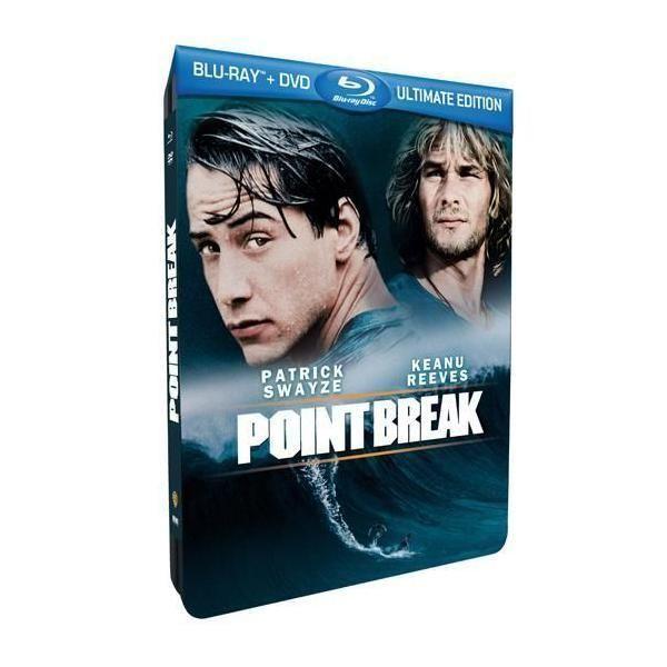 Warner Bros - Point Break Ultimate Édition - Blu-Ray + Dvd