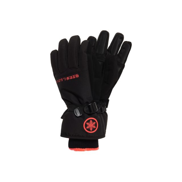 Superdry Gants De Ski Ultimate Snow Service Black Coral