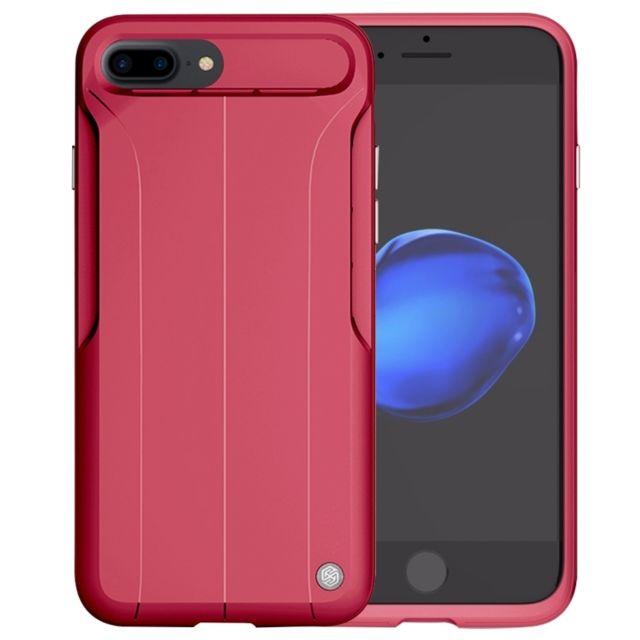 coque rouge pour iphone 8 plus