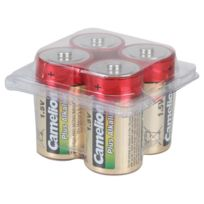 Mdn Direct Import - Alcaline D / Lr20 1.5V-21000mAh 4 pcs/boîte