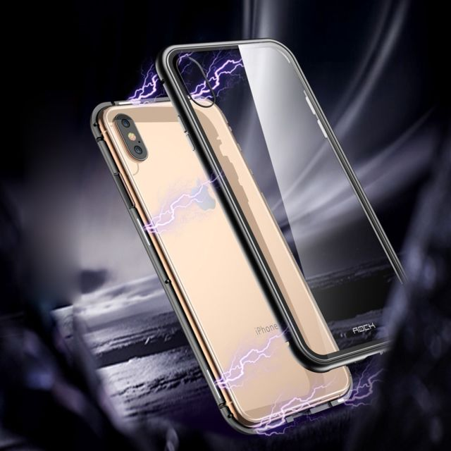 coque d absorption magnetique iphone xs