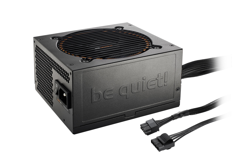 Bloc d'alimentation Pure Power 11 CM 500W 80 Plus Gold Be Quie