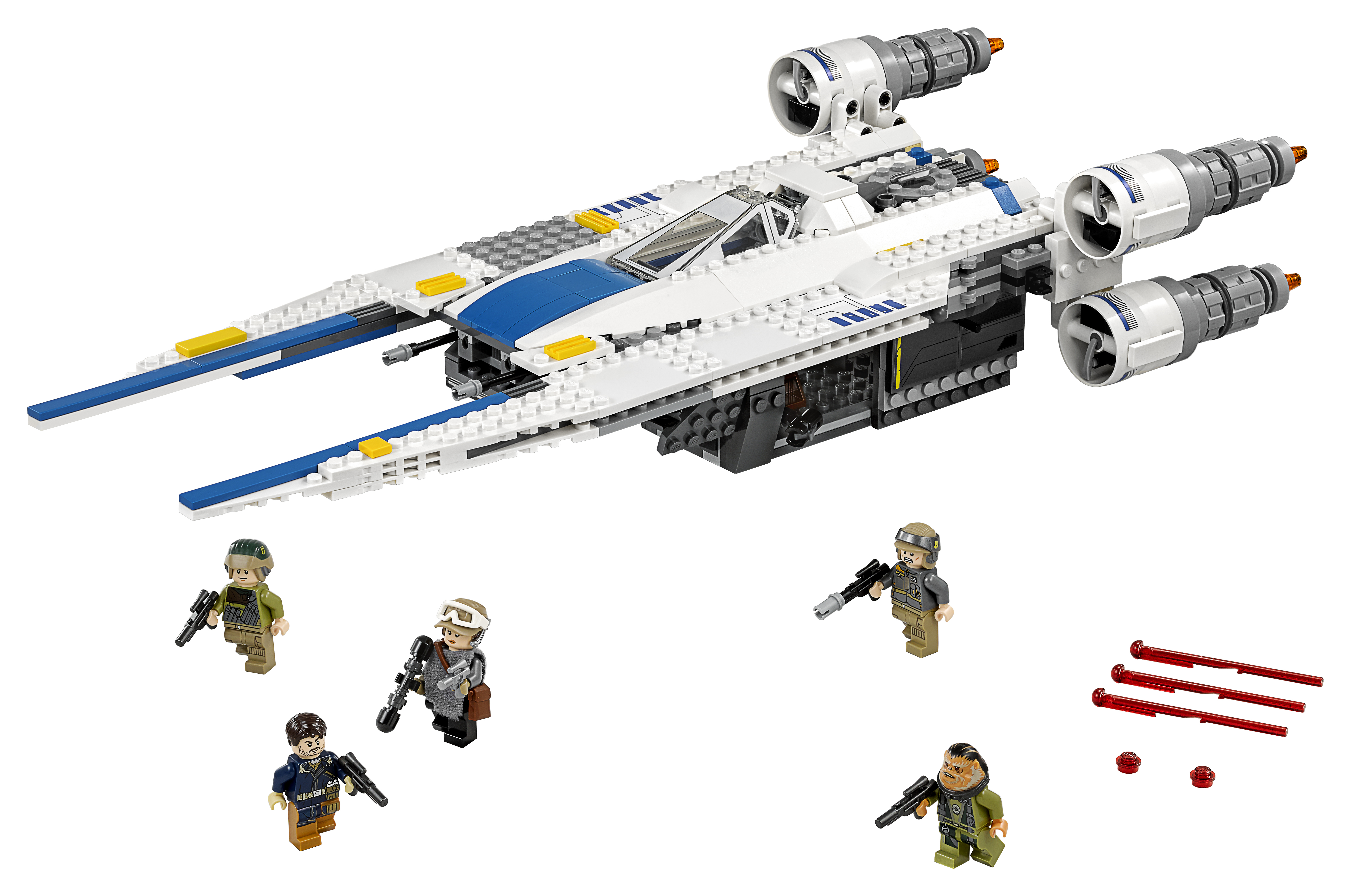 Rebel U-Wing Fighter™ - 75155