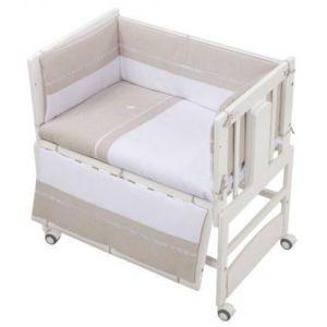 room studio parure et tour de lit berceau et co dodo pas cher achat vente tours de lit. Black Bedroom Furniture Sets. Home Design Ideas