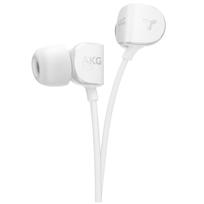 AKG - Écouteurs intra-auriculaires Y20WHT - Blanc