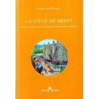 Cartouche - Le sieège de Brest