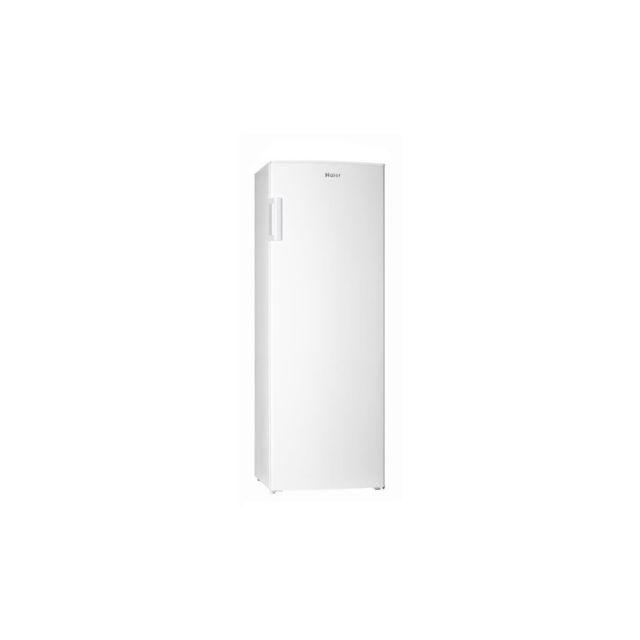 haier hul 676w refrigerateur 1 porte 335l froid statique a l 60cm x h 170cm blanc. Black Bedroom Furniture Sets. Home Design Ideas