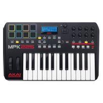 Akai - Mpk225 - clavier maître Usb 25 notes