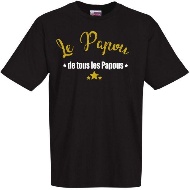 T-shirt humoristique Papou