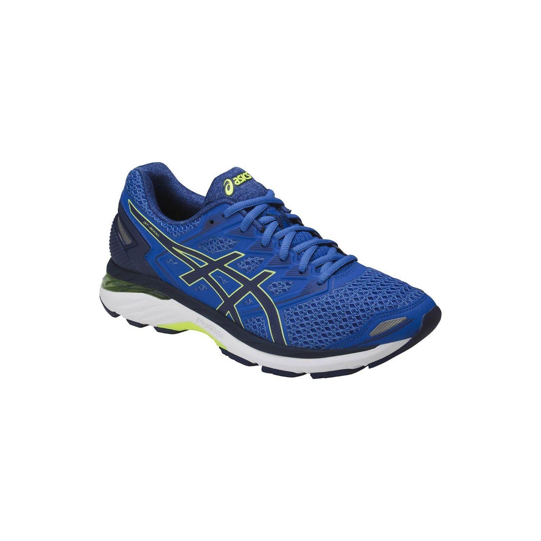 Asics - Gel Pursue 4 Bleue Chaussures de running - pas cher Achat / Vente Chaussures running