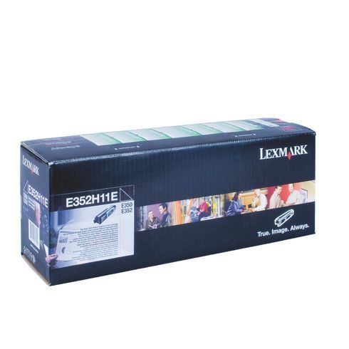 Lexmark Toner imprimante laser noir E352H11E