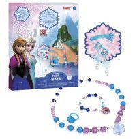 Calendrier de l'avent : Mes parures de Noël La Reine des Neiges Frozen