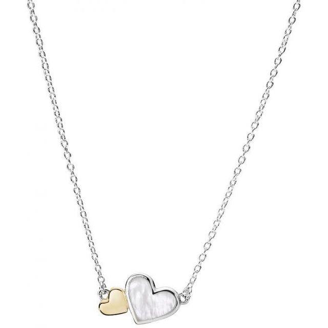 collier coeur pandora