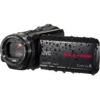 JVC - Caméscope numérique EverioR GZ - GZR435BEU - Noir