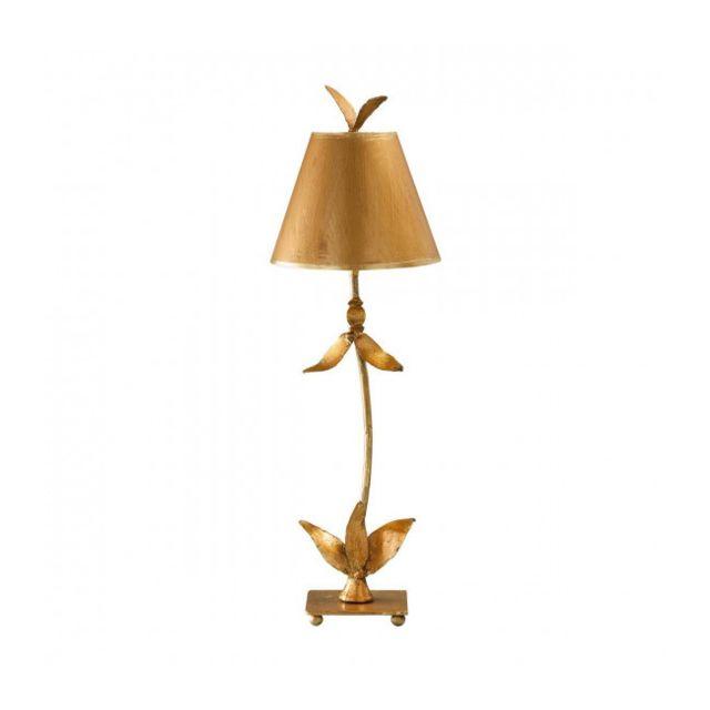 Elstead Lighting Lampe de table Red Bell Doré
