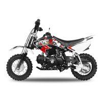Nitro Motors - Dirt bike 70 automatique