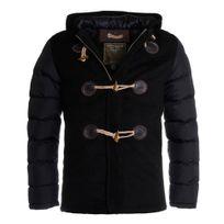 Manteau d'hiver homme tres chaud