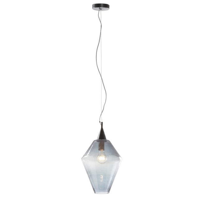 Kavehome Lampe suspension Cosmic, gris