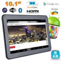 Yonis - Tablette tactile Android 4.2 10 pouces Dual Core Bluetooth Hdmi 8 Go
