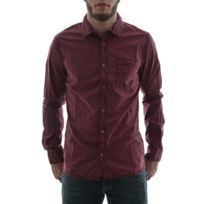 Petrol Industries - Chemise sil485 rouge