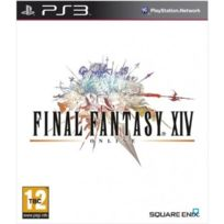Square Enix - Final Fantasy Xiv Online