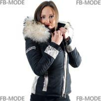 Veste courte cuir femme catalogue 20192020 [RueDuCommerce]