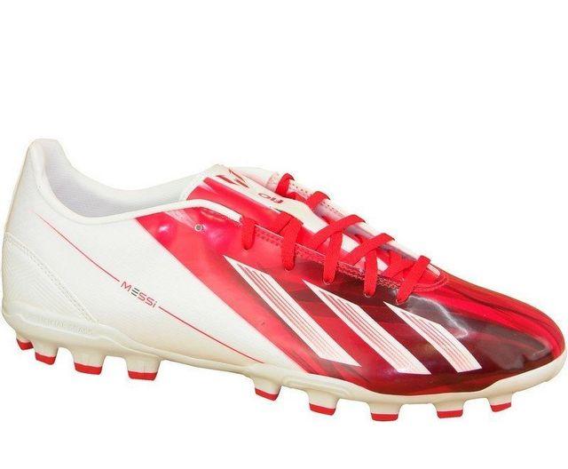pretty nice a93f2 8ac7c Adidas - Adidas F10 Trx Ag Messi G65342 Homme Chaussure de football Rouge