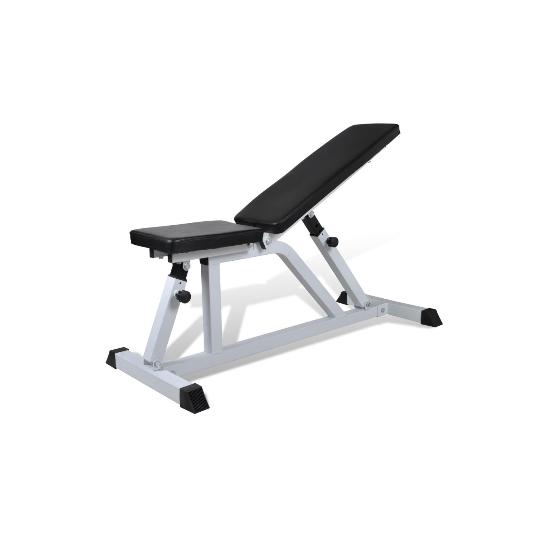Vidaxl - Banc de musculation pour muscles appareil fitness