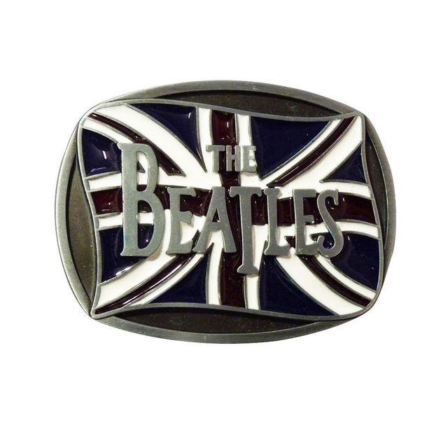 Universel - Boucle de ceinture groupe beatles drapeau anglais union jack 77c48cc5c87