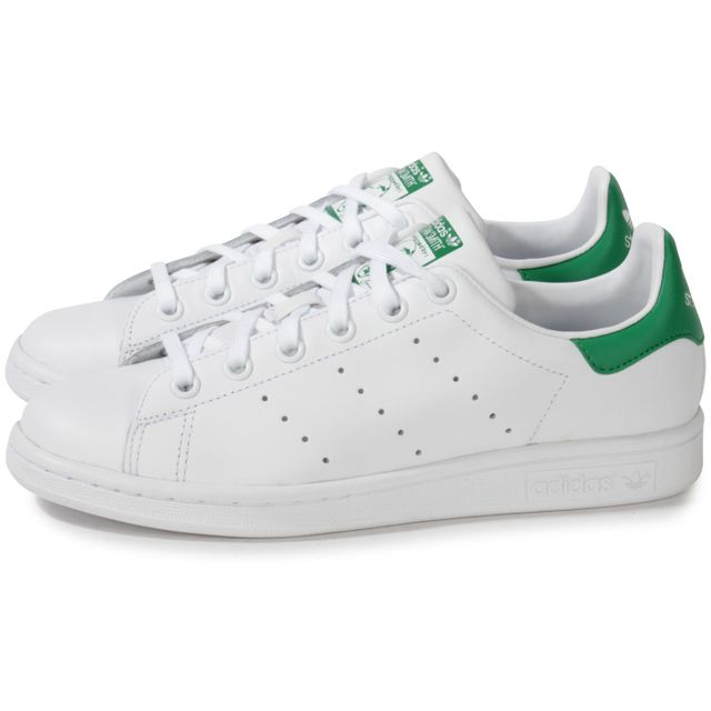 Stan Smith Blanche Et Verte