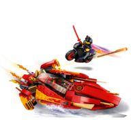 70638 Ninjago® : Le bateau Katana V11