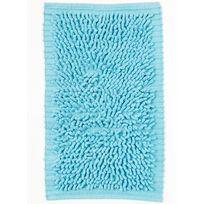 tapis salle bain bleu - achat tapis salle bain bleu pas cher - rue ... - Tapis Salle De Bain Bleu