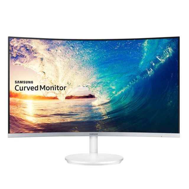 Samsung Ecran Incurvé 27'' Borderless 4ms HDMI/VGA/DISPLAY PORT