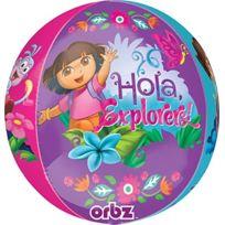 "ToyCentre - Amscan 15 ""/ 38 Cm Dora Orbz Foil Balloons"