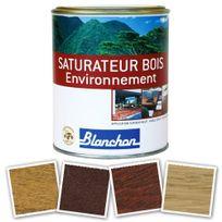 Blanchon - Saturateur bois chêne - extérieur - 5 litres - Environnement