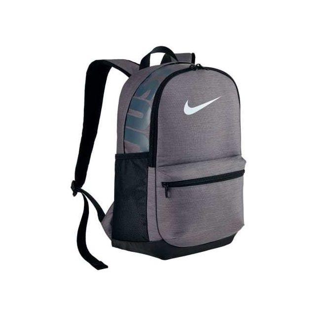 9b736adddc Nike - Sac à dos Brasilia M gris - pas cher Achat / Vente Sacs à dos ...
