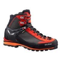 Salewa - Chaussures Ms Crow Gtx noir rouge