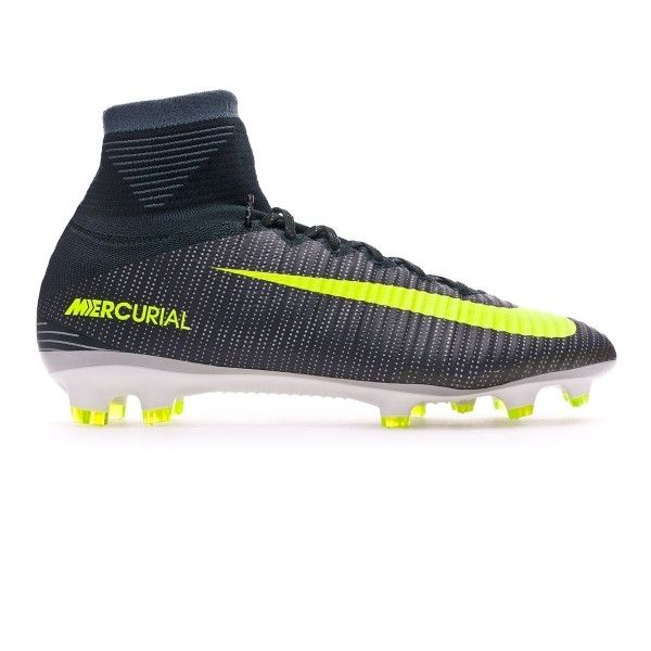 new design discount sale the cheapest Nike - Mercurial Superfly V Acc Cr7 Fg Seaweed-Volt-hasta ...