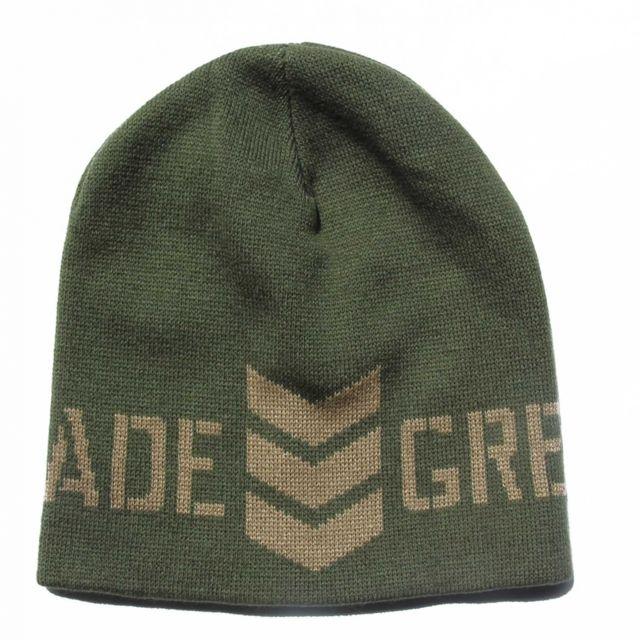1417cbc00518 Grenade - Bonnet Garslong - pas cher Achat   Vente Casquettes ...